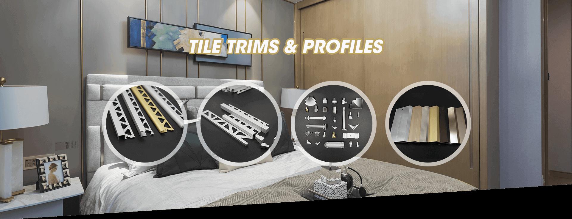 Tile Trims & Profiles