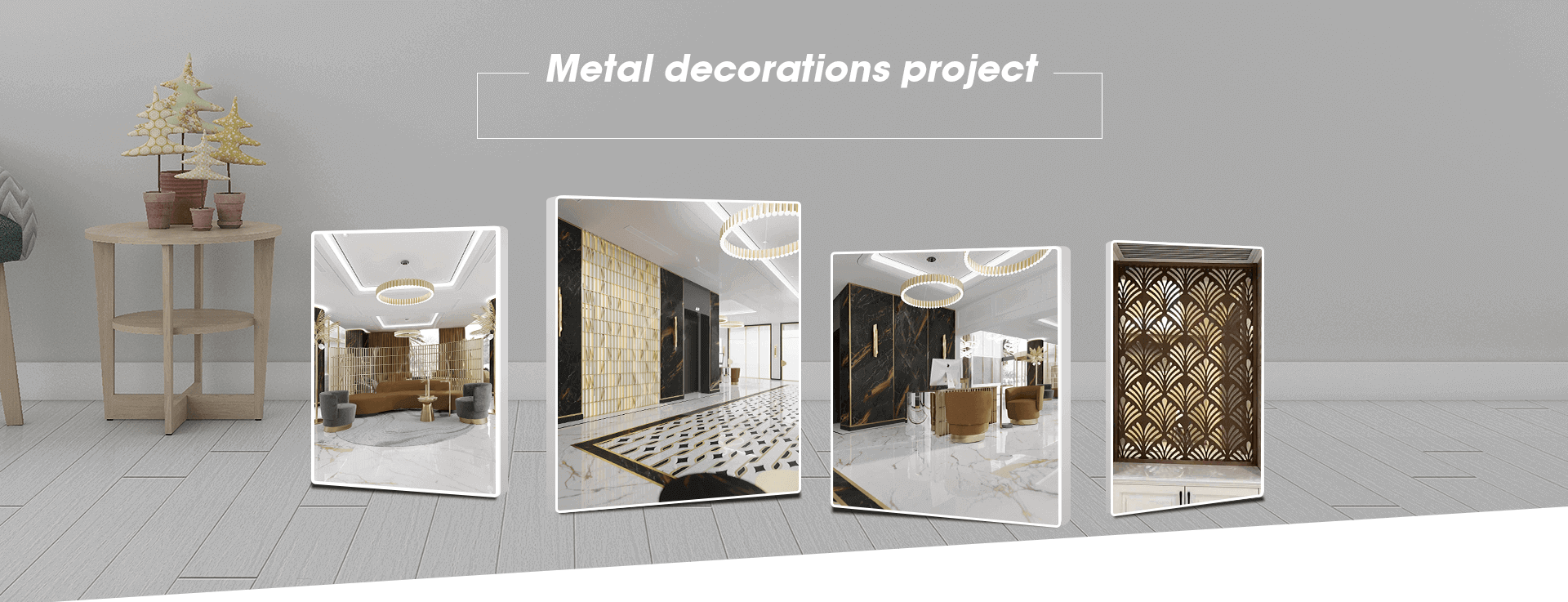 Metal Decorations Project