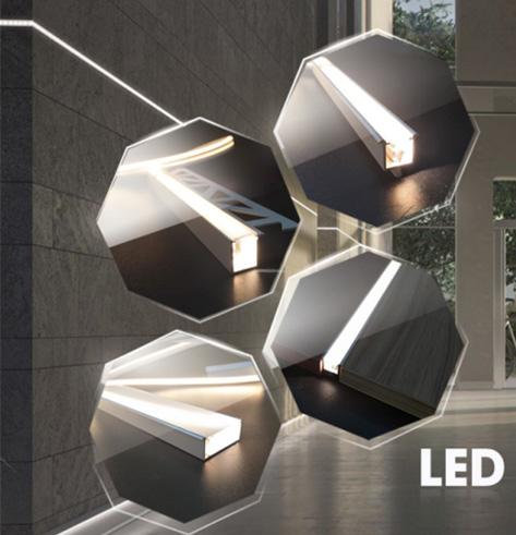 NEW MODEL OF LED PROFILE