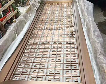 Stainless Steel Decoration Screen