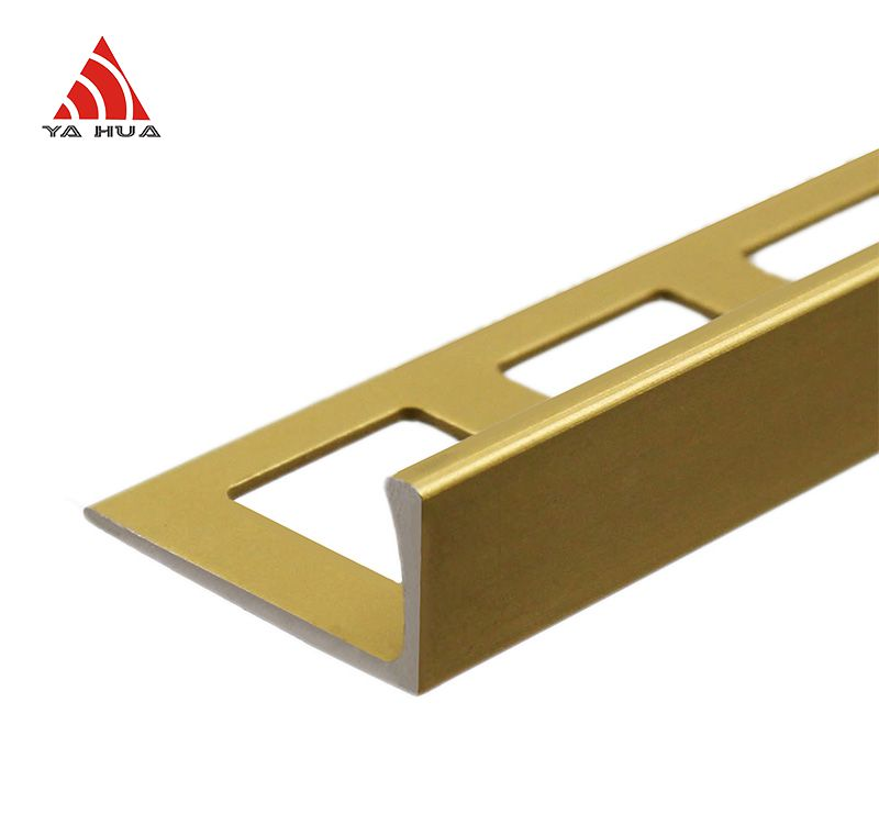 Aluminum L Shape Tile Trim AC