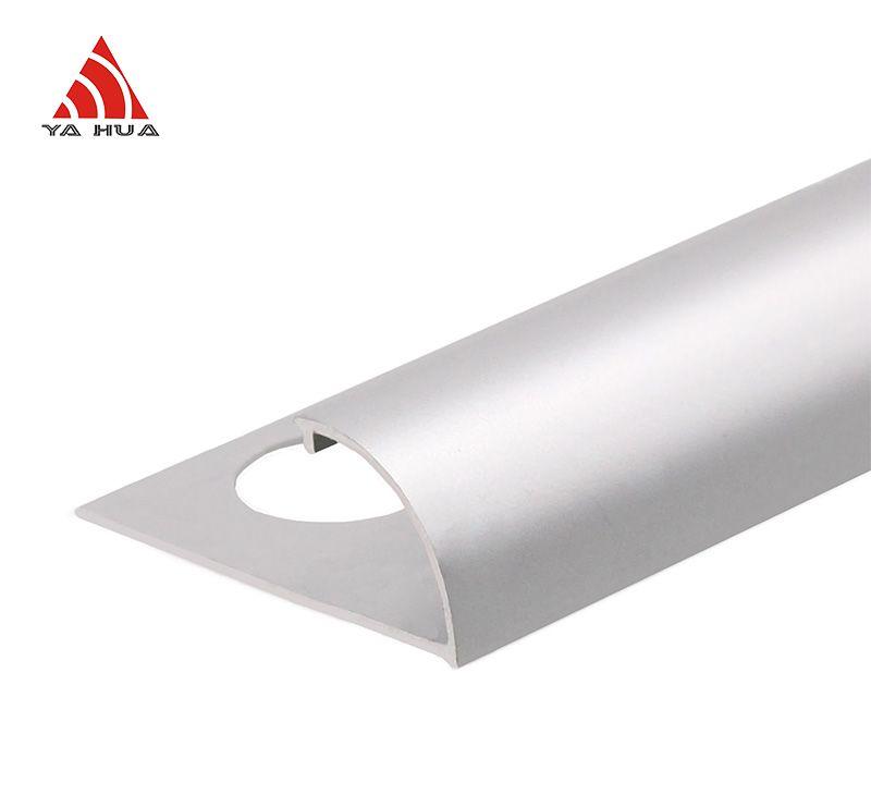 Aluminum Round  Shape Tile Trim CRH