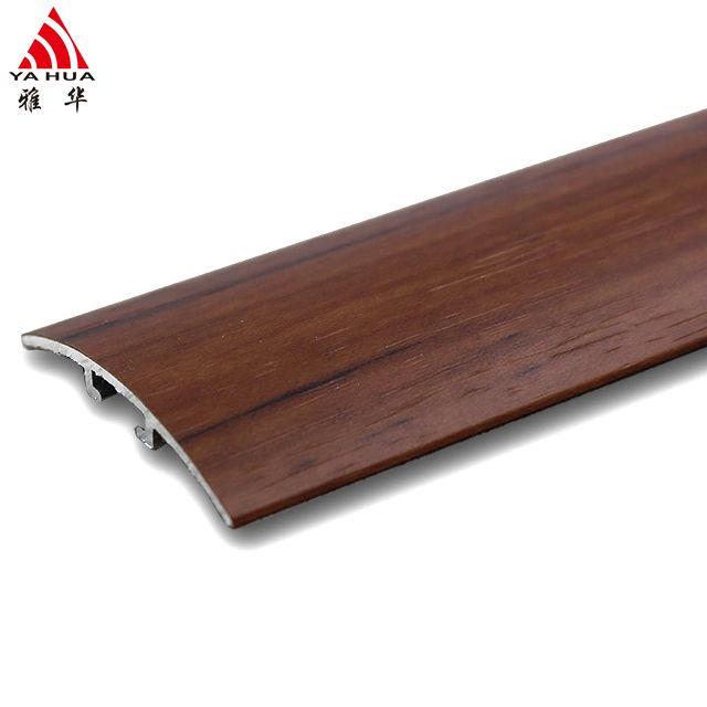 High quality wooden grain transition strips for flooring