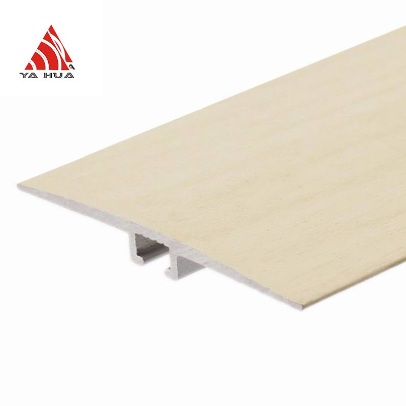 Onestop aluminum factory reliable quality transition profile
