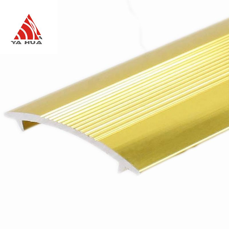 Good lead-time reliable quality floor transition strip on sales