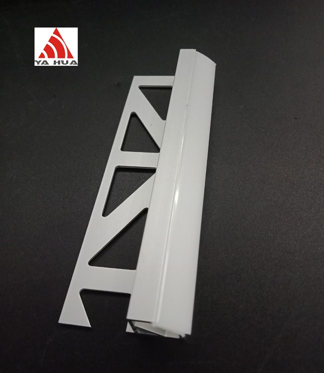 Square LED profile for corner