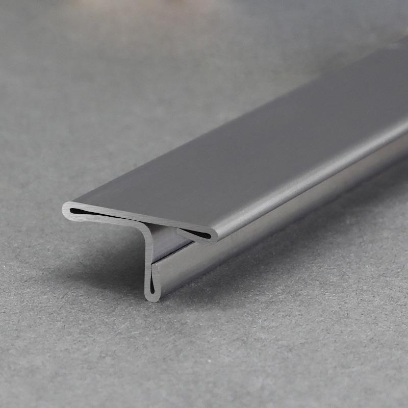 T Shape Stainless Steel Tile Transit Trim SSTB
