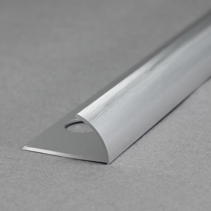 High Quality Wall Decorative Aluminium Tile Trim Profile CRT