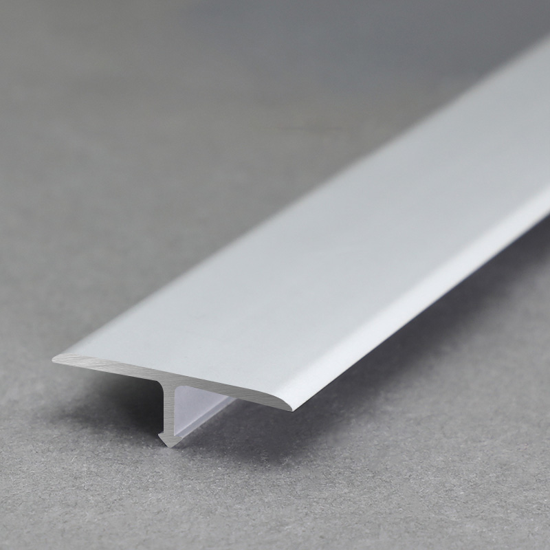 Newest Aluminium T Shape Metal Wide Carpet Floor Transition Strip DT