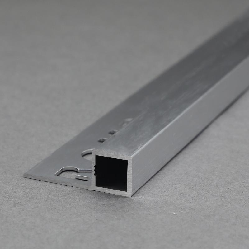 Elegant Aluminium Ceramic Tile Corner Edge Trim AB