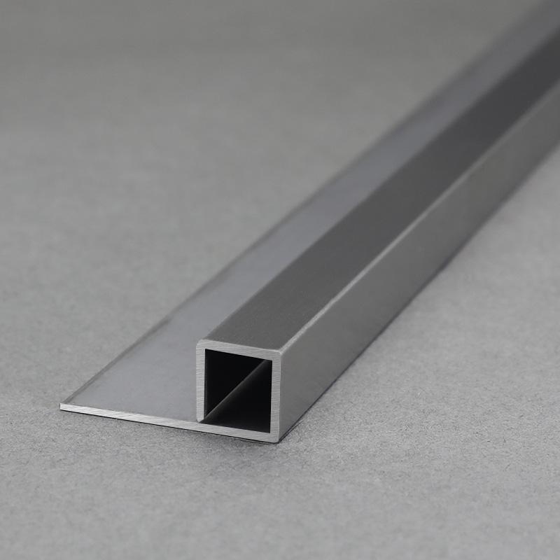 Square Shape Stainless Steel Tile Edge Trim SSAB