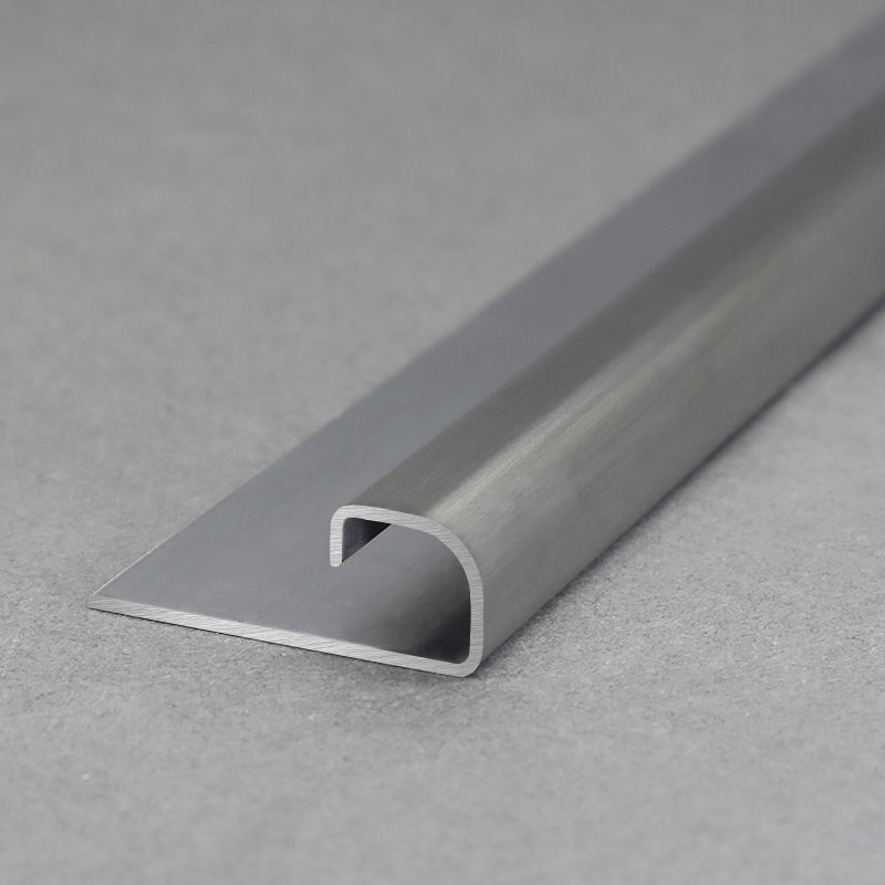 Stainless Steel Round Shape Wall Corner Tile Trim SSCR1